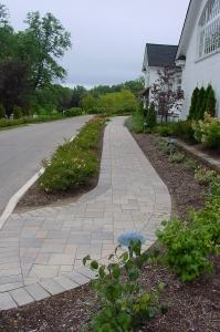 brick paver walkway brick paver sidewalk