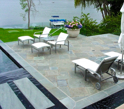 Natural Stone Gallery | SDS Stone Paving Oakland County MI - patios